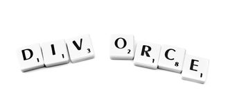 Divorce Images stock