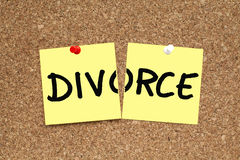 Divorce Concept Stock Images