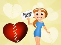 Divorce Royalty Free Stock Photos