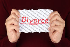 Divorce Stock Images