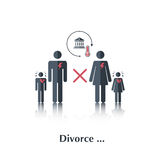 Divorce Stock Photos
