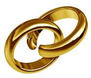 Divorzio e separazione Immagini Stock