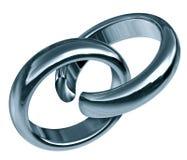Divorzio e separazione Fotografia Stock Libera da Diritti
