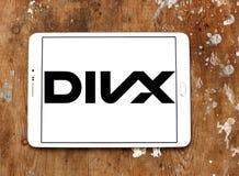 Divx logo Zdjęcie Stock