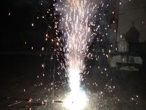 Diwali Ινδία στοκ φωτογραφίες με δικαίωμα ελεύθερης χρήσης