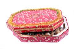 diwali коробки Стоковое фото RF