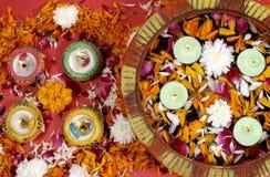 Diwali, празднество светов стоковая фотография rf