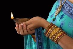 diwali счастливое стоковое фото