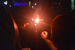 Diwali-фестиваль светов Стоковое фото RF