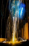 Шутиха Diwali стоковая фотография rf