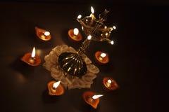 Diwali Royalty-vrije Stock Foto