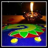 diwali στοκ εικόνα