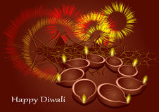 Diwali Royalty Free Stock Photography