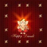Diwali background Stock Images