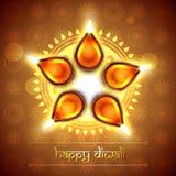 Diwali background Stock Image