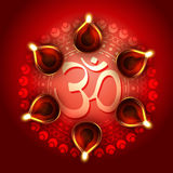 Diwali background Royalty Free Stock Image
