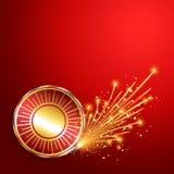 Diwali brinnande smällare vektor illustrationer