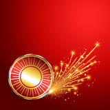 Diwali burning crackers. Happy diwali burning crackers background vector illustration