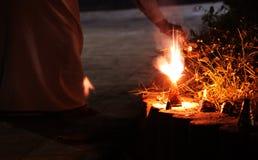 Diwali Celebration Firework royalty free stock image