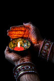 Diwali celebration Royalty Free Stock Photos