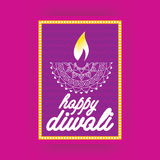 Diwali concept Royalty Free Stock Image