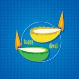 Diwali concept Stock Photos