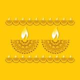 Diwali concept Stock Photography