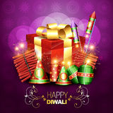 Diwali crackers Royalty Free Stock Photos