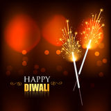 Diwali crackers Royalty Free Stock Photography