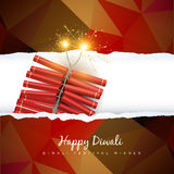 Diwali crackers Stock Photography