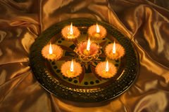 Diwali Decorations Royalty Free Stock Images
