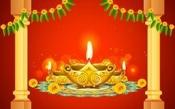 Diwali Diya Royalty Free Stock Photo
