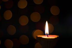 Diwali Diya Fotografering för Bildbyråer