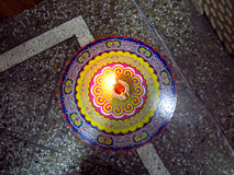 Diwali Diyas Стоковая Фотография
