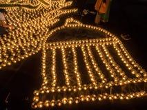 Diwali em Googleplex Foto de Stock Royalty Free