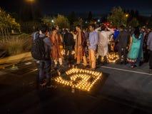Diwali em Googleplex Imagem de Stock