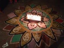 Diwali Feier Lizenzfreie Stockbilder