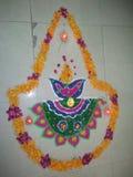 Diwali feliz foto de archivo libre de regalías