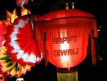 Diwali feliz Fotos de archivo
