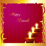 Diwali festival. Indian diwali festival background with space for your text