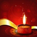 Diwali festival background Stock Images