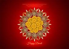 Diwali Festival Background vector illustration