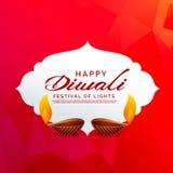 Diwali festival background vector design. Diwali festival background design vector Stock Photo