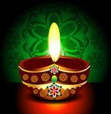 Diwali Festival Background Royalty Free Stock Photos