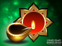 Diwali Festival Background. Vector illustration Stock Image