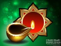 Diwali Festival Background Stock Image