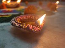 diwali Festival des lumières image libre de droits