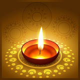 Diwali festival diya. Beautiful diwali festival diya background Stock Images