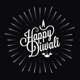 Diwali festival logo star burst design background. 10 eps Royalty Free Stock Images
