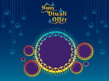 Creative Diwali Festival Offer banner Design Layout Template. Diwali Festival Offer Poster Design Layout Template vector illustration